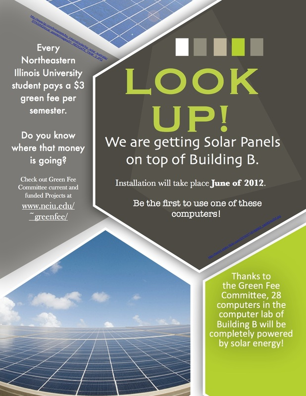 Neiu Solar Panel Marketing Christina Harney S Online